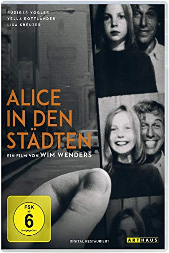 DVD - Alice in den Städten (Remastered)