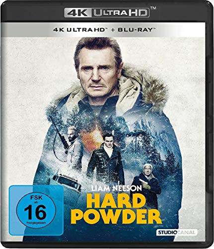 Blu-ray - Hard Powder Ultra HD (  Blu-ray)