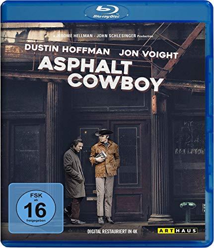 Blu-ray - Asphalt Cowboy (Remastered)