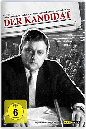 DVD - Der Kandidat - Digital Remastered