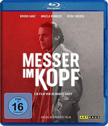 Blu-ray - Messer im Kopf (Remastered)