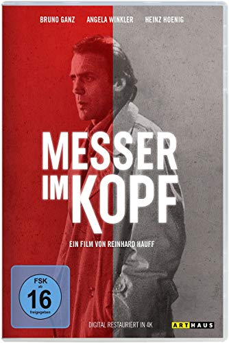 DVD - Messer im Kopf (Remastered)