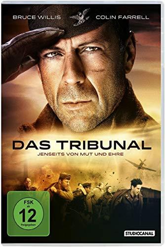 DVD - Das Tribunal - Jenseits von Mut und Ehre