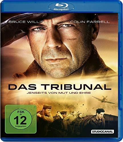 Blu-ray - Das Tribunal - Jenseits von Mut und Ehre