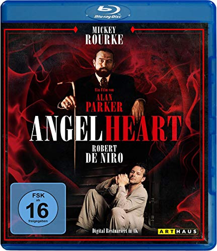 Blu-ray - Angel Heart (Remastered)