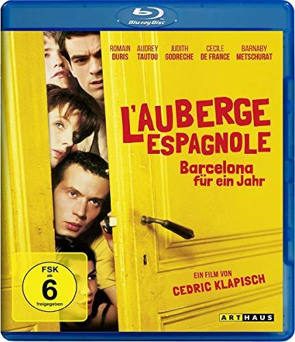 Blu-ray - L'Auberge Espagnole - Barcelona für ein Jahr