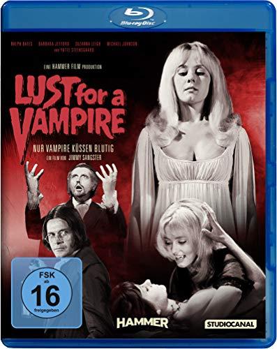 Blu-ray - Lust For A Vampire - Nur Vampire küssen blutig