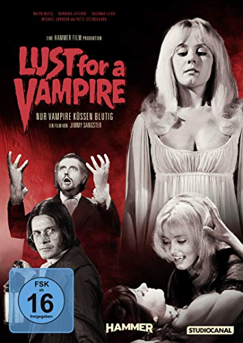DVD - Lust For A Vampire - Nur Vampire küssen blutig (Remastered)
