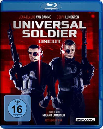 DVD - Universal Soldier (Uncut)