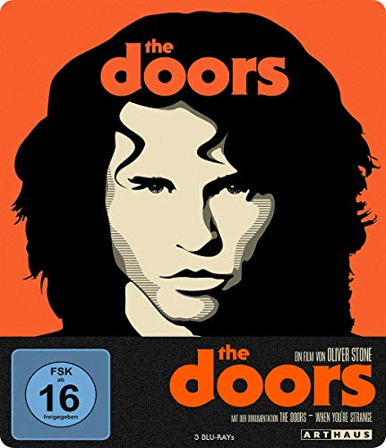 Blu-ray - The Doors (The Final Cut) (Limited Steelbook Edition)