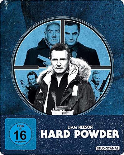 Blu-ray - Hard Powder (Limited Steelbook Edition)
