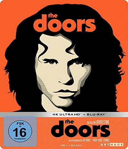 Blu-ray - The Doors (The Final Cut) Ultra HD (  Blu-ray) (Limited Steelbook Edition)