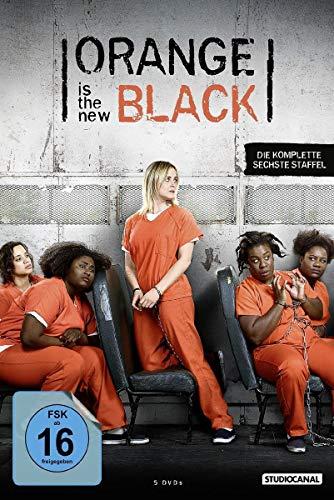 DVD - Orange Is the New Black - Staffel 6