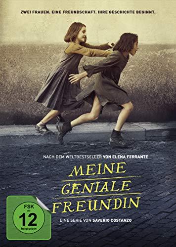 DVD - Meine geniale Freundin - Staffel 1