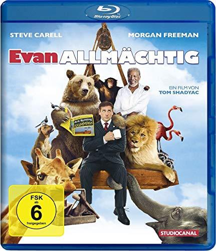 Blu-ray - Evan Allmächtig