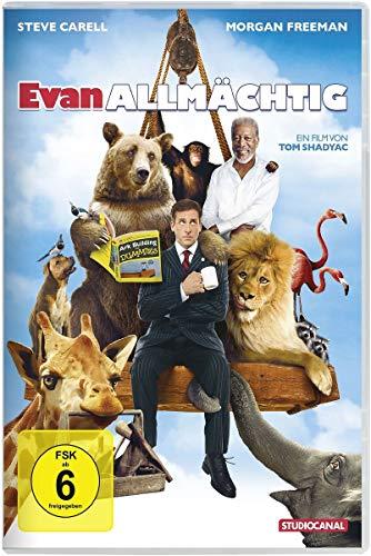 DVD - Evan Allmächtig