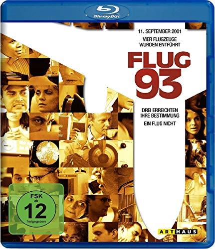 Blu-ray - Flug 93