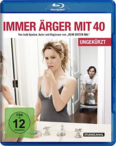 Blu-ray - Immer Ärger mit 40 (ungekürzt)