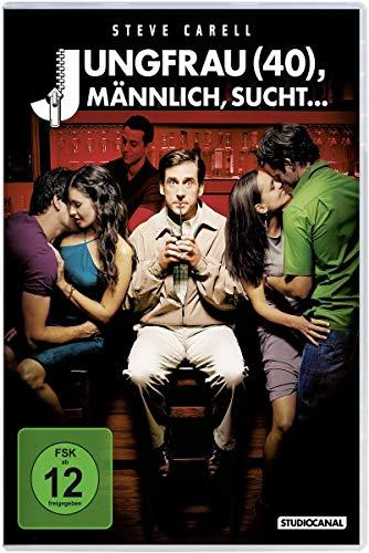 DVD - Jungfrau (40), männlich, sucht... (ungekürzt)