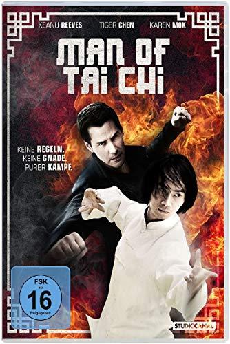 DVD - Man of Tai Chi