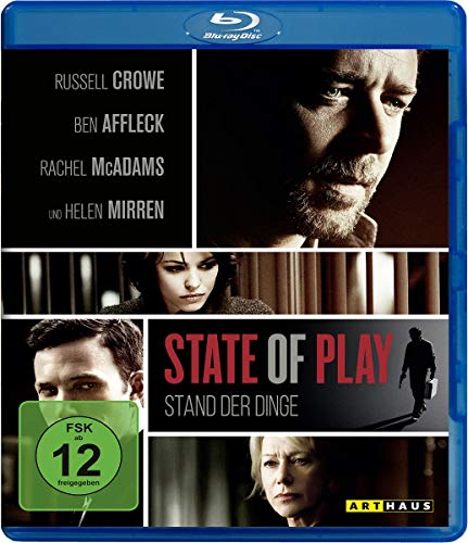 Blu-ray - State Of Play - Stand der Dinge