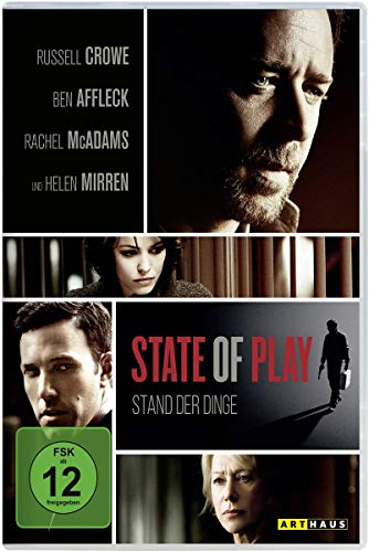 DVD - State Of Play - Stand der Dinge