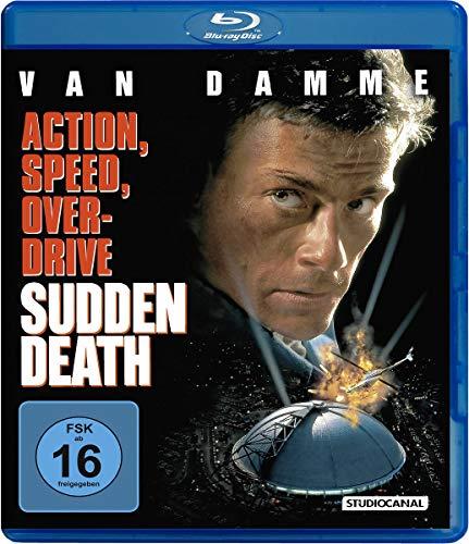 Blu-ray - Sudden Death