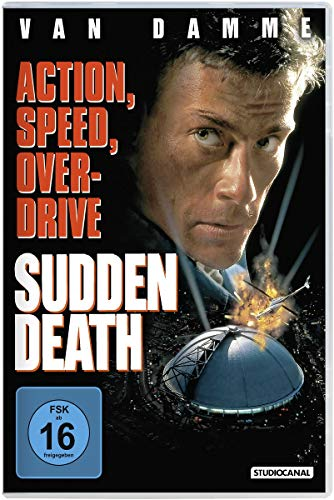DVD - Sudden Death