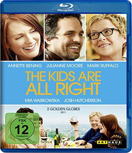 Blu-ray - The Kids Are All Right