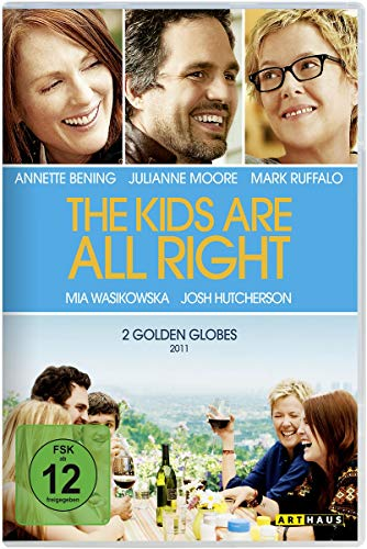 DVD - The Kids Are All Right