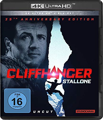 Blu-ray - Cliffhanger Ultra HD (  Blu-ray)