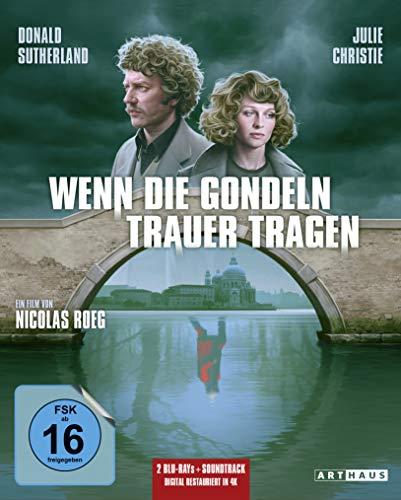 Blu-ray - Wenn die Gondeln Trauer tragen (Remastered in 4K) (inkl Soundtrack)