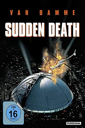 Blu-ray - Sudden Death (Limited Collector's Edition)