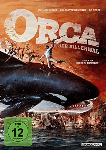 DVD - Orca, der Killerwal