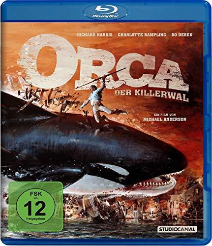 Blu-ray - Orca, der Killerwal [Blu-ray]