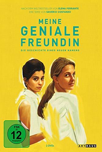 DVD - Meine geniale Freundin - Die Geschichte eines neuen Namens [3 DVDs]