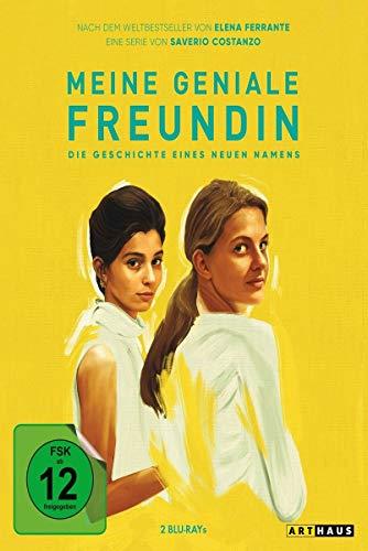Blu-ray - Meine geniale Freundin - Staffel 2