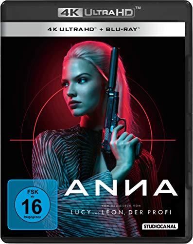 Blu-ray - Anna Ultra HD (  Blu-ray)