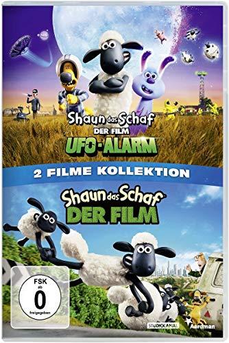 DVD - Shaun das Schaf - 2 Filme Kollektion [2 DVDs]