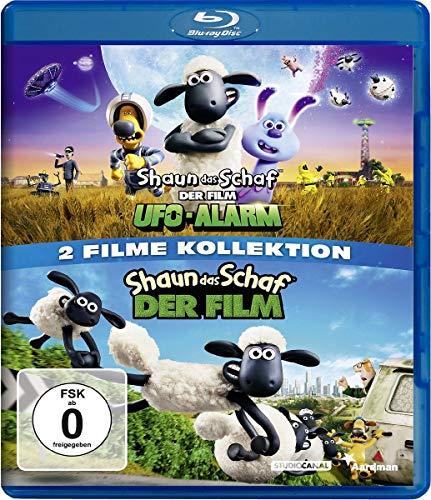 Blu-ray - Shaun das Schaf - Der Film: 1 & 2 [Blu-ray]