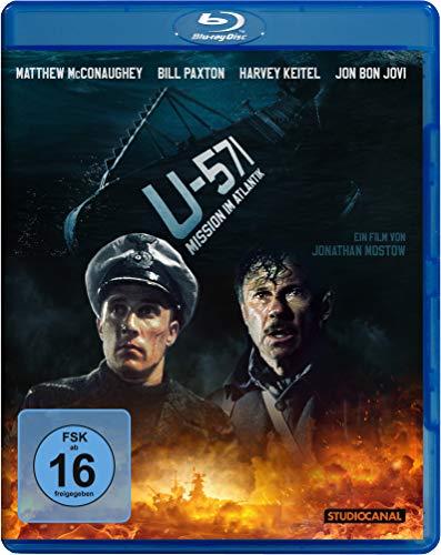 Blu-ray - U-571 - Mission im Atlantik [Blu-ray]