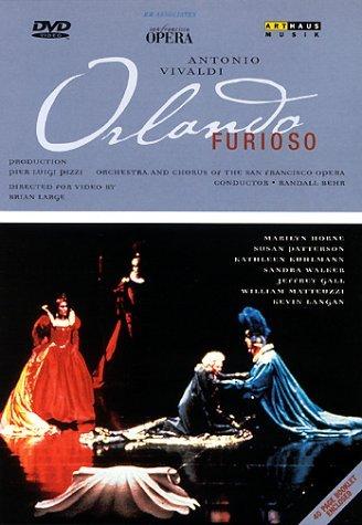Vivaldi , Antonio - Orlando furioso