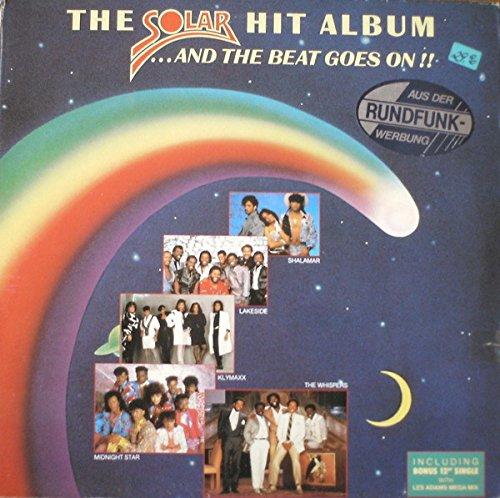 Sampler - The SOLAR Hit Album ... And The Beat Goes On!! (Vinyl)