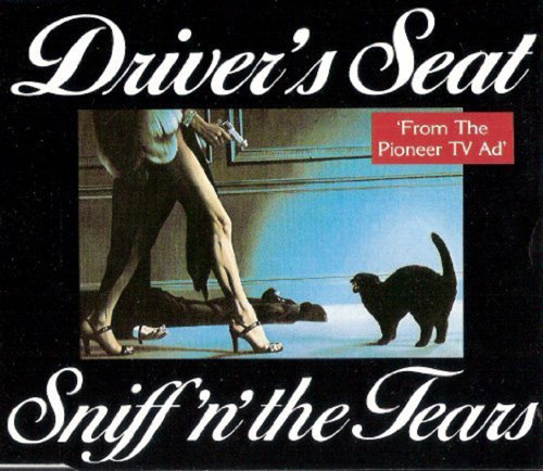 Sniff 'n' the Tears - Driver´s Seat (Maxi)