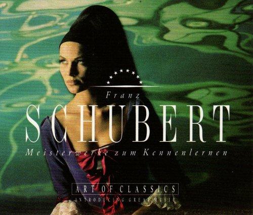 Schubert , Franz - Meisterwerke zum Kennenlernen