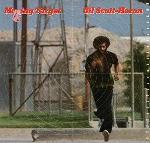 Gil Scott-Heron - Moving target (1982) [Vinyl LP]