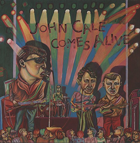 Cale , John - Comes Alive (Vinyl)