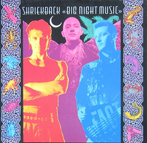 Shriekback - Big Night Music (Vinyl)