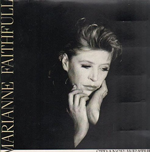 Faithful , Marianne - Strange Weather (Vinyl)