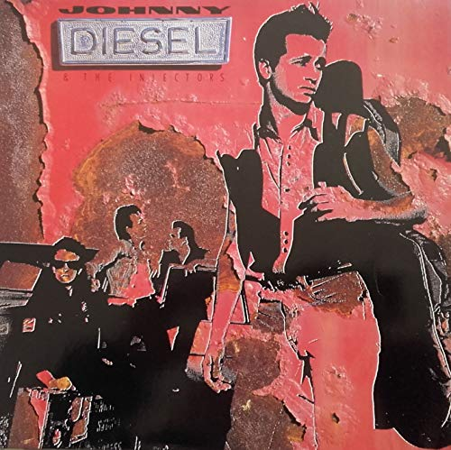 Diesel , Johnny - o. Titel (Vinyl)